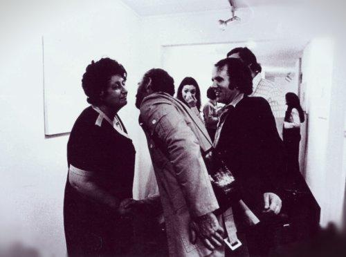 Ileana Sonnabend alla Galleria Forma (1973)