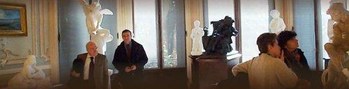 Galleria d'arte moderna, Da Rodin a D'Annunzio: un monumento ai Mille per Quarto