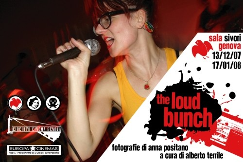 Anna Positano, The Loud Bunch