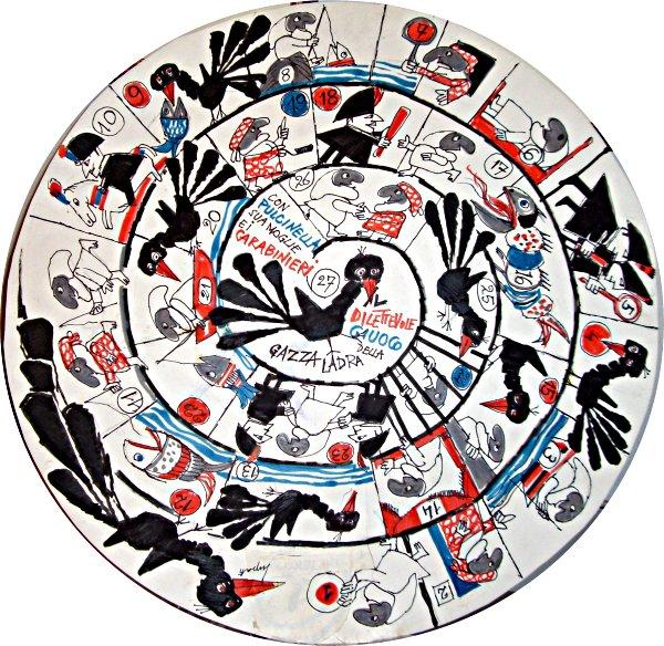 Porto antico i giochi di lele luzzati… al museo luzzati