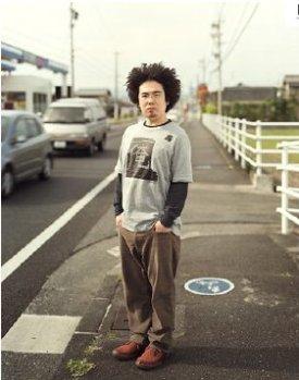 Guido Castagnoli, Silent Japan