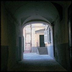 Palazzo Reale - Cortile interno Teatro al Falcone