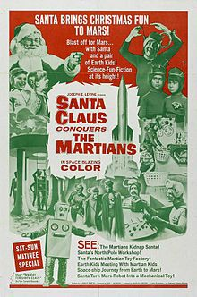Santa Claus Conquers the Martians!