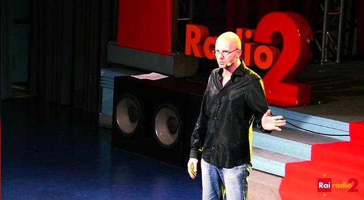 Fabrizio Casalino live a Radio 2
