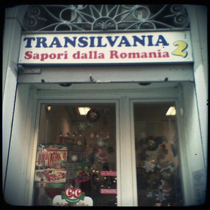 Sapori della Transilvania