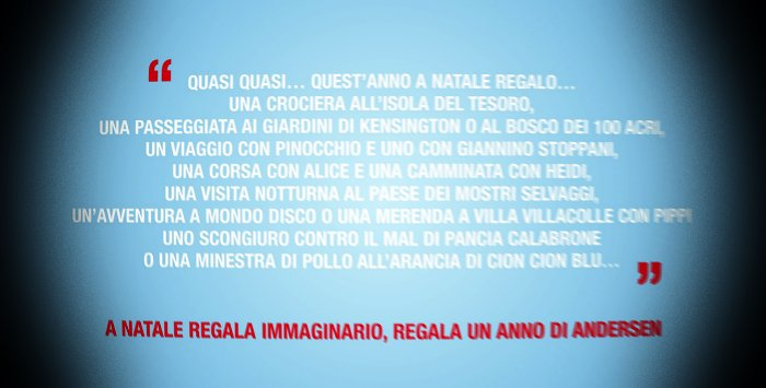 Natale 2013, regala immaginario