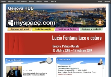 Genova su Myspace (2008)