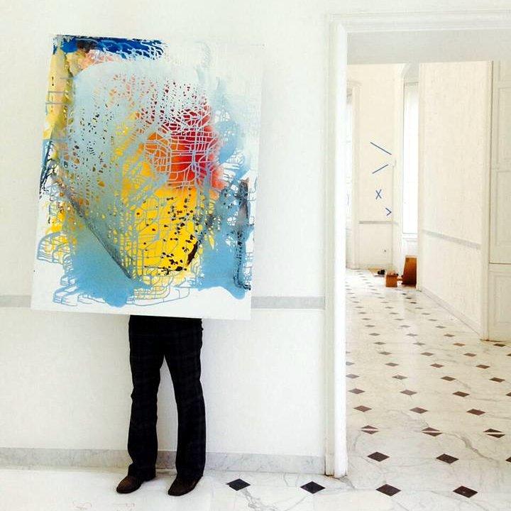 Jackie Saccoccio, mostra a Villa Croce