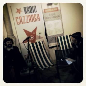 Radio Gazzarra live al Teatro Altrove 1