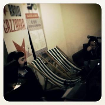 Radio Gazzarra live al Teatro Altrove 2