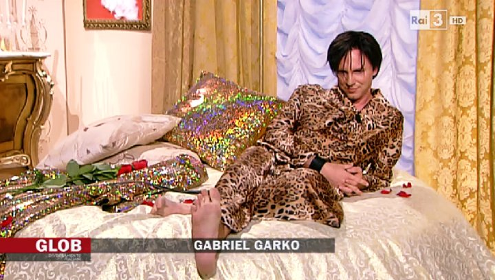 Fabrizio Casalino - Gabriel Garko