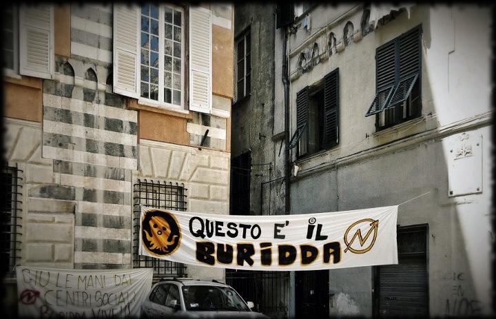 Nell'ex scuola Garaventa, la nuova sede deil Buridda a via delle Grazie