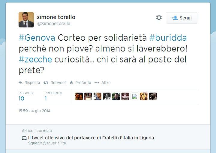 Zecche - Simone Torello