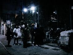 Halloween nei caruggi