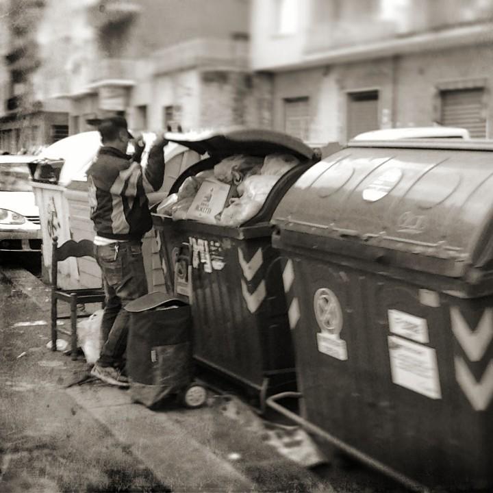 Dumpster Diving edizione decembrina