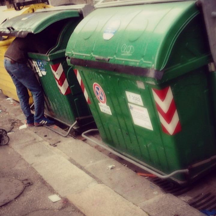 Dumpster Diving di gennaio