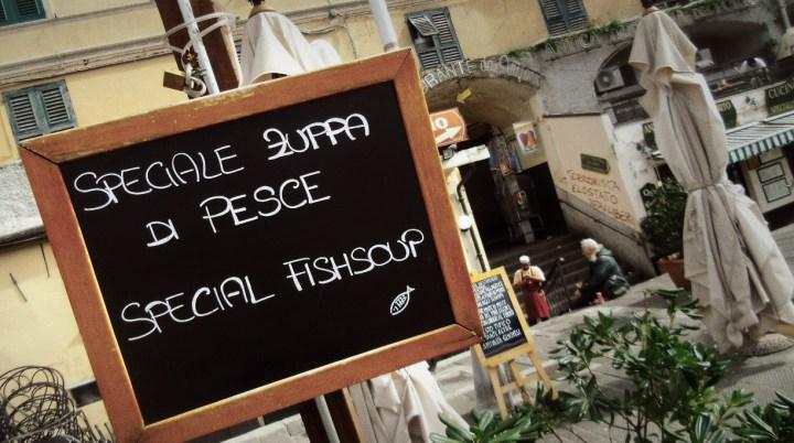 Caricamento, SPECIAL FISHSOUP