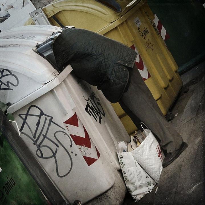 dumpster diving edizione cartacea