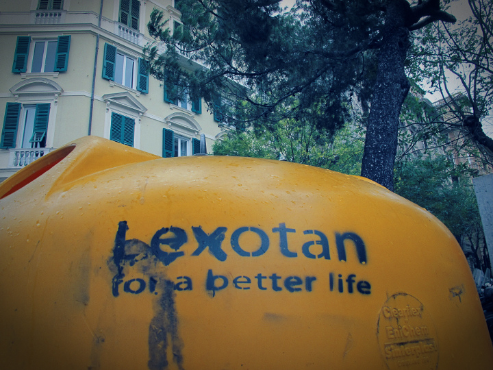 Lexotan for a better life