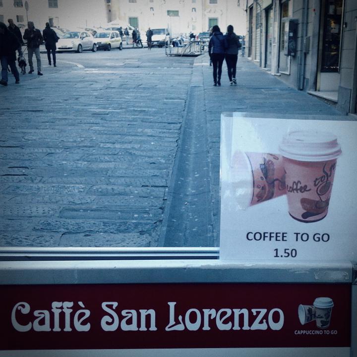 Caffè San Lorenzo to go