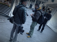 Fotomaratona, Matteotti