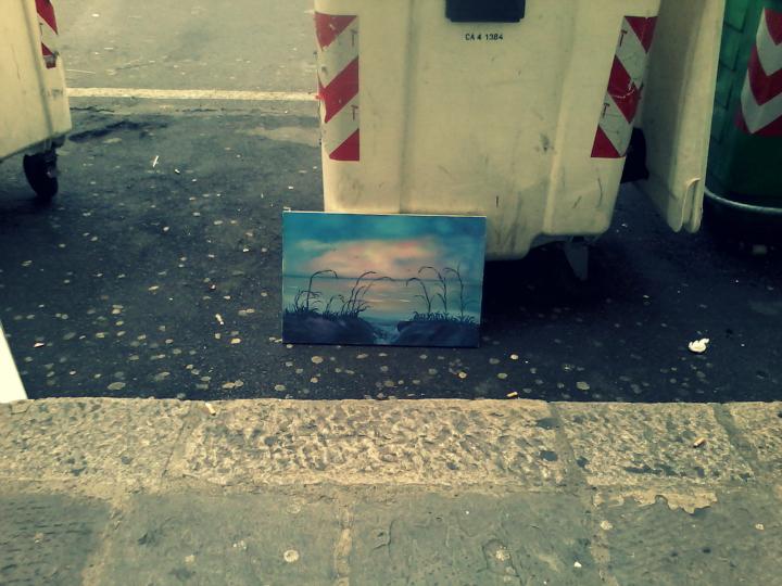 Nunziata, arte in strada