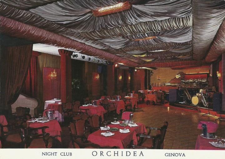 Nigh Club Orchidea, com'era (chissà quando)