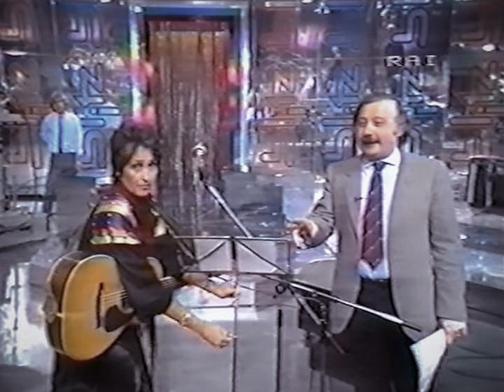 Joan Baez vs. De Andrè (1984)