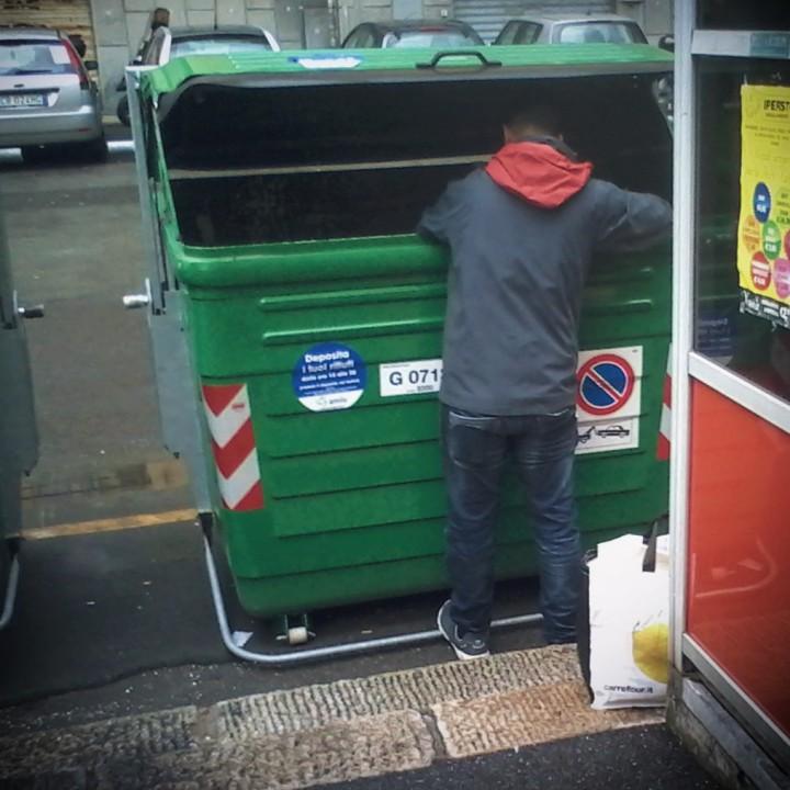 Dumpster Diving, edizione di marzo