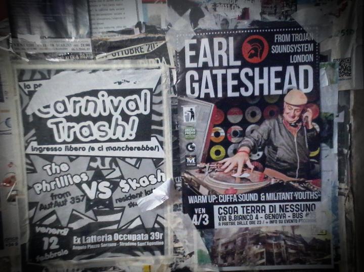 Earl Gateshead @ Terra di Nessuno