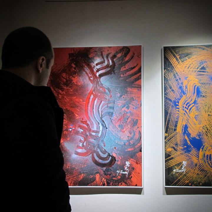 Yasuo Sumi da ABC Arte