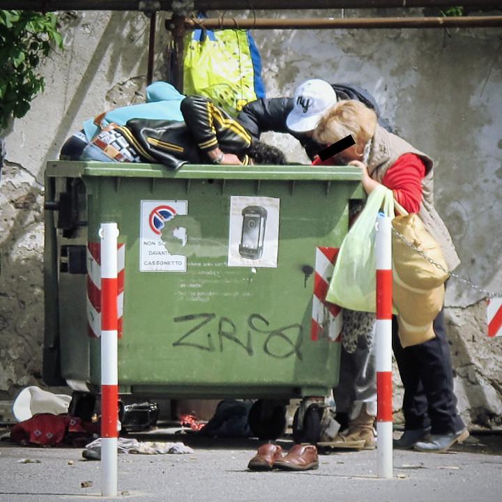 dumpster diving 02