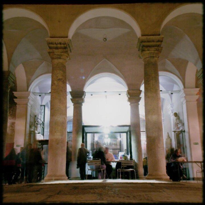 Atrio di Palazzo Rosso (2010)