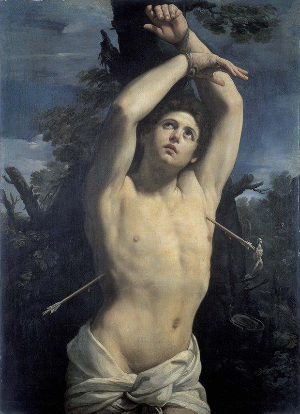 Guido Reni, San Sebastiano